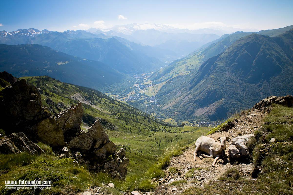 Tocando el cielo en valle de ar n vicsoriano fotografo - Inmobiliaria valle de aran ...