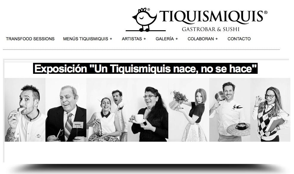 exposicion fotografica tiquismiquis