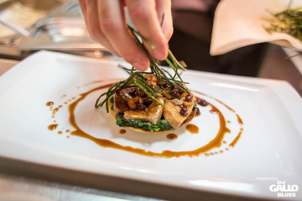 fotos alimentos hosteleria emplatado