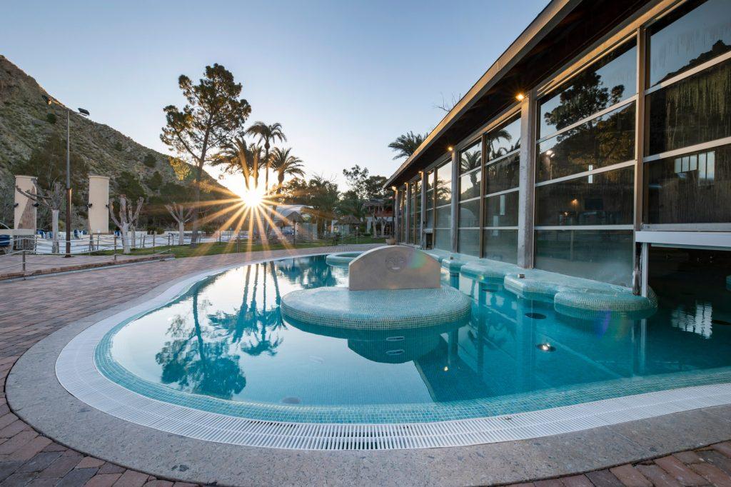 reportaje fotografico balneario de Archena