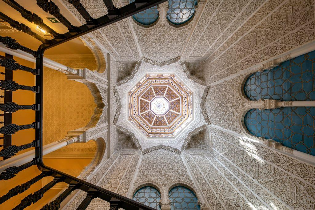 cupula mozarabe balneario de archena
