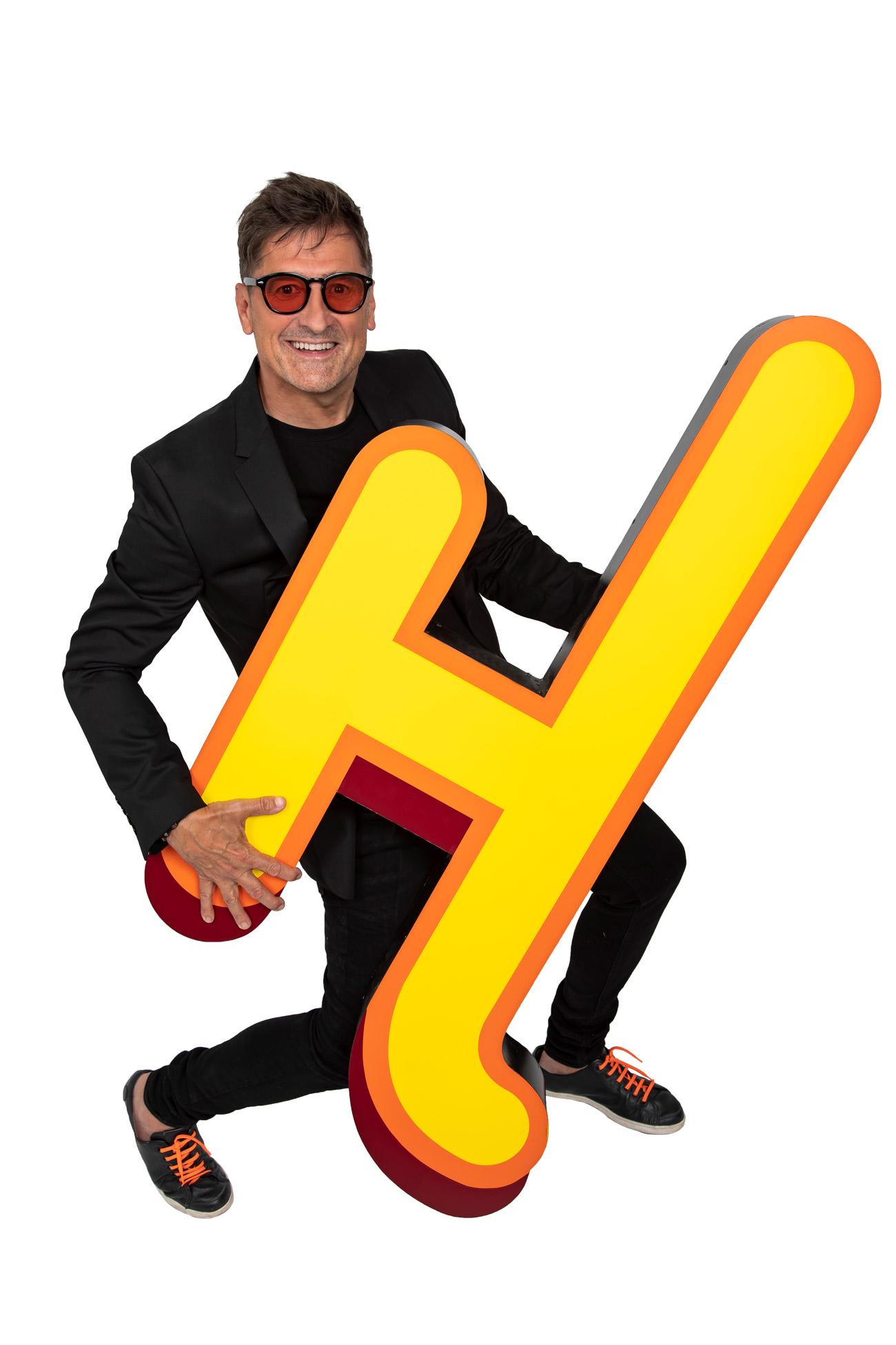 Antonio Hidalgo cantante Los Happys