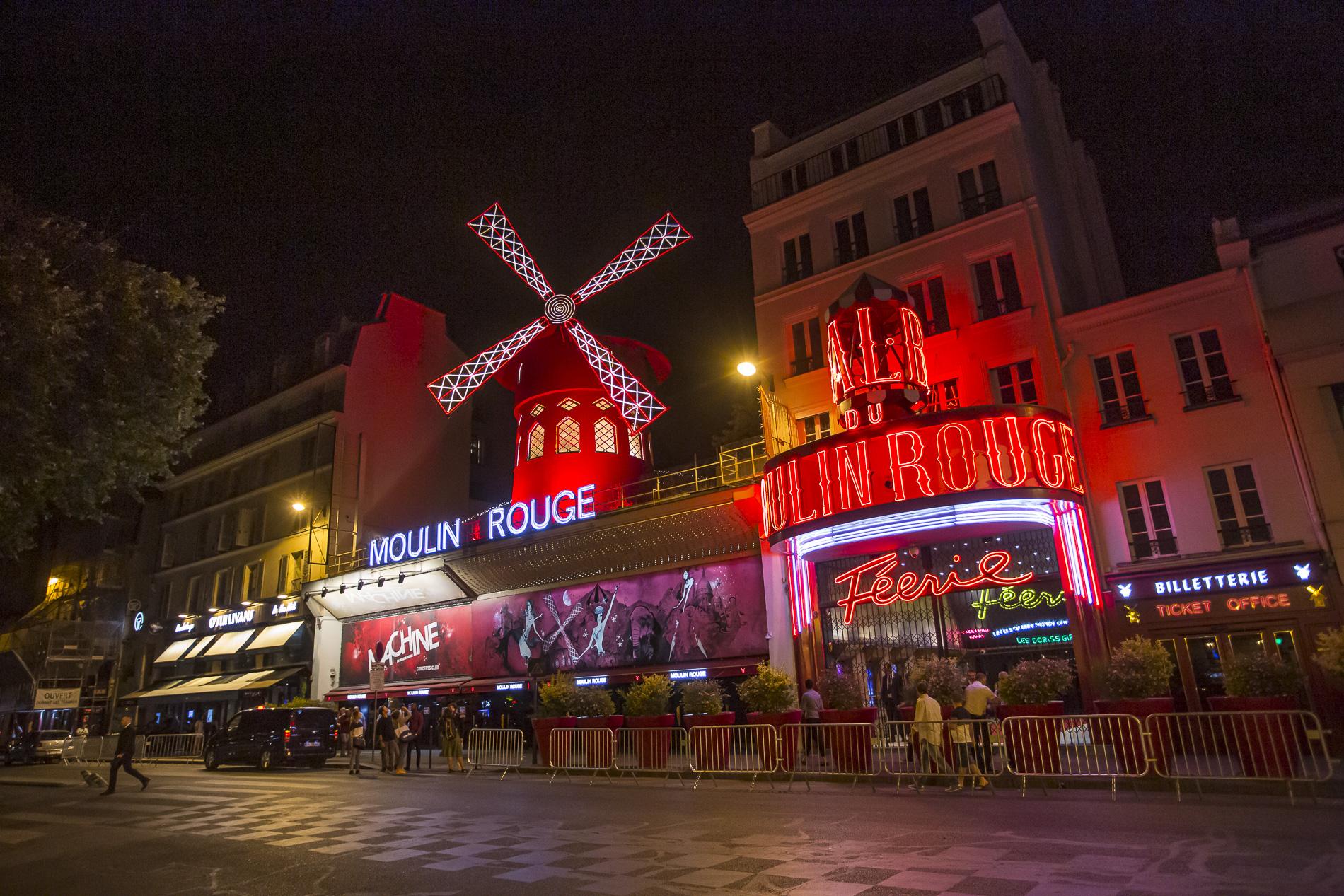 Molin Rouge-París