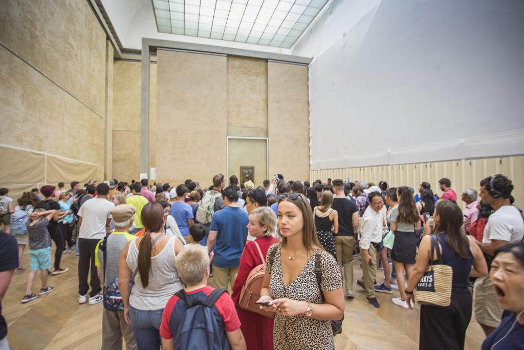 La gioconda - Museo del Louvre - París