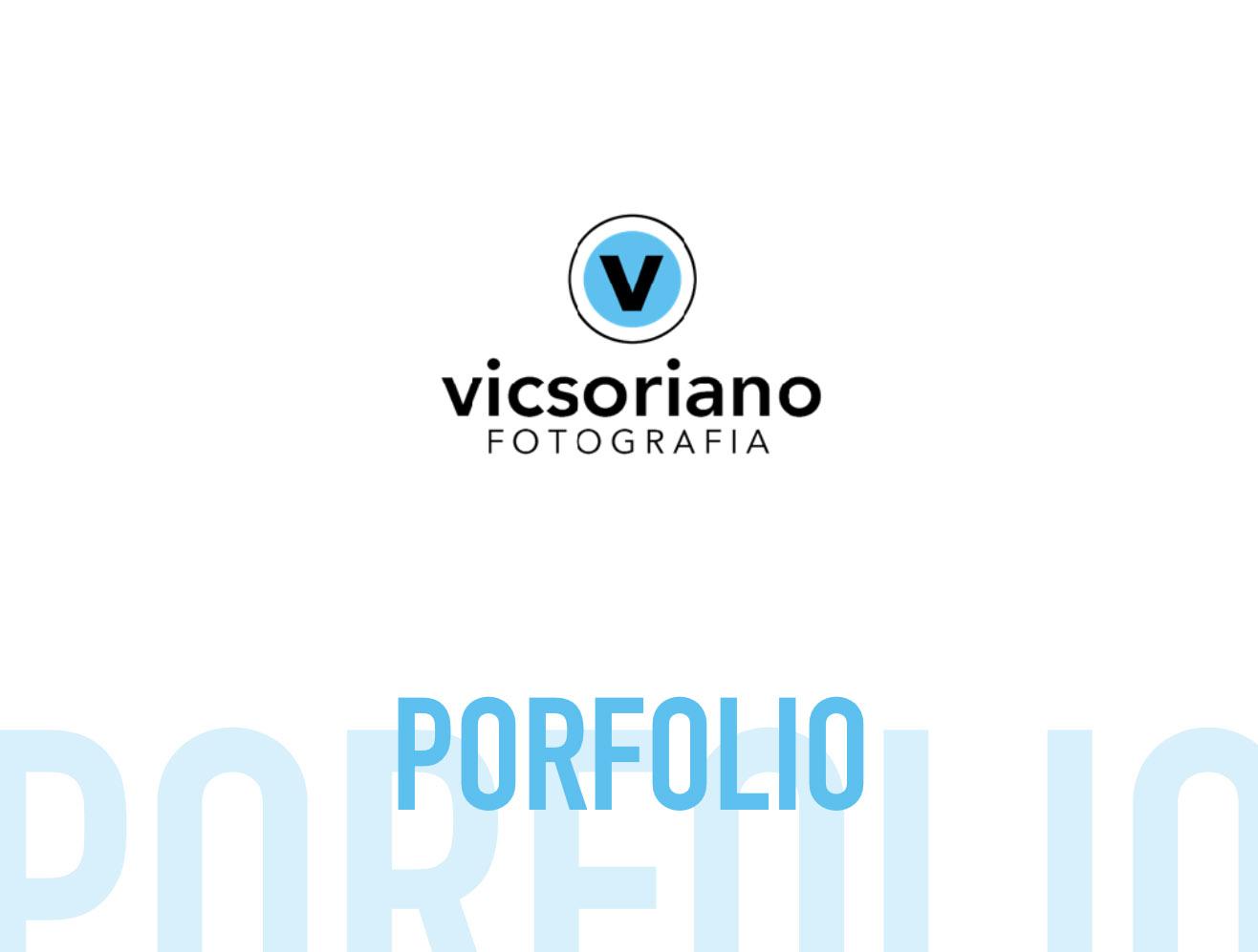 porfolio del fotografo de publicidad y retrato Victor Soriano