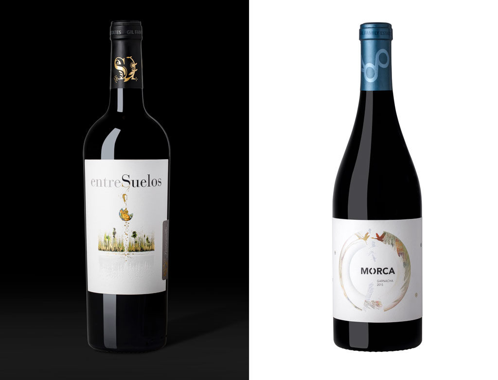fotografia producto tienda online botellas vino