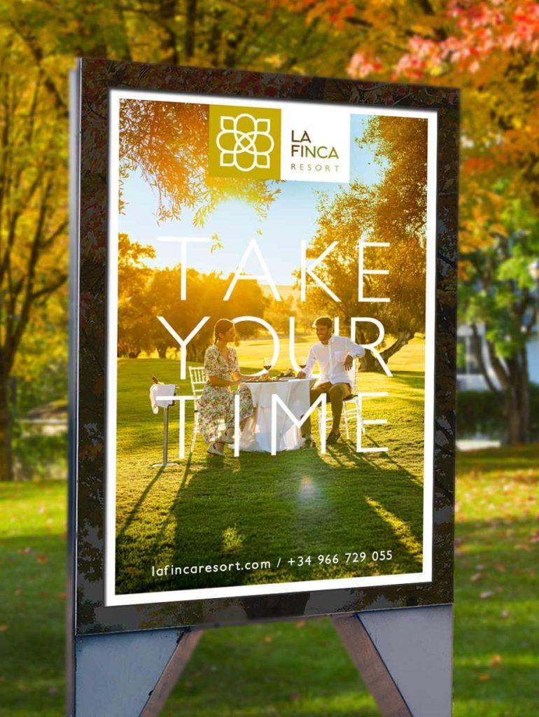 Mupy La Finca Golf fotógrafo publicidad