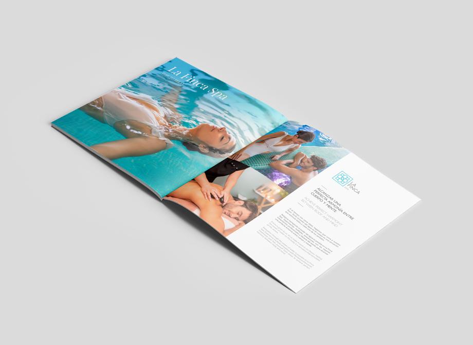 La Finca Spa catálogo fotografo publicidad